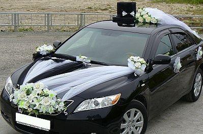 Ideas para decorar el auto el día de la boda 12