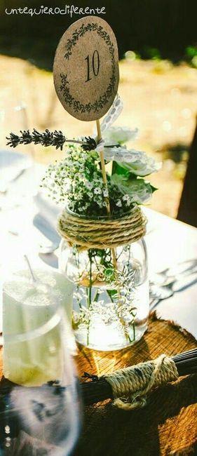 Ideas boda rústica - 3