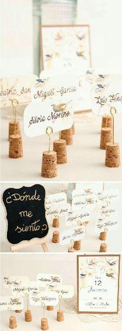 Ideas boda rústica - 6