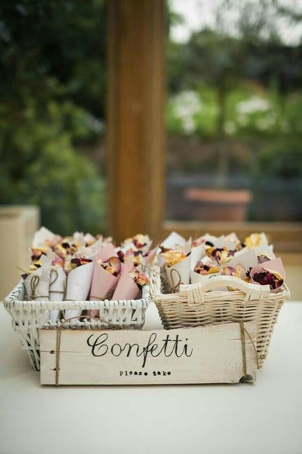 Ideas boda rústica - 8
