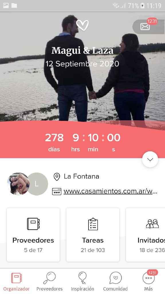 Magui y Laza, nuestro calendario de amor - 1