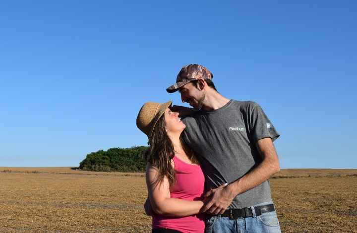Magui y Laza, nuestro calendario de amor - 3