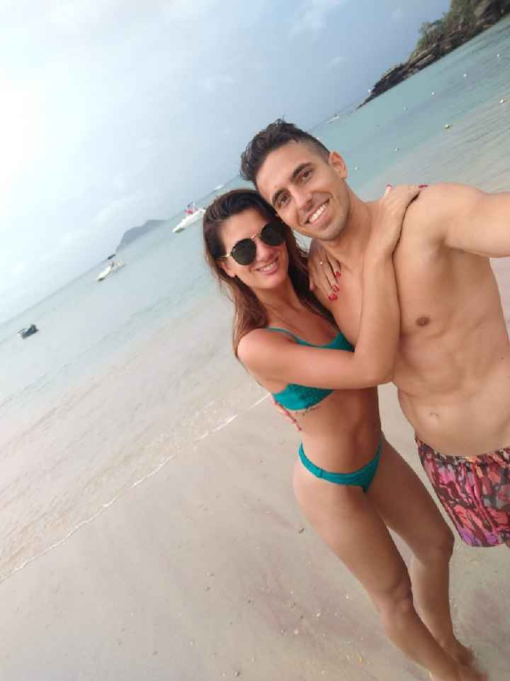Romi Amoroso & Maxi Moscillo, nuestro calendario de amor - 1