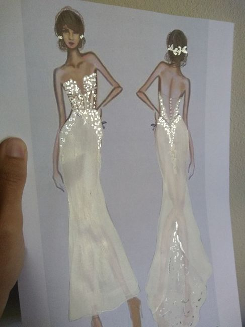 El vestido o traje: ¿Lo comprás o lo mandás a hacer? - 1