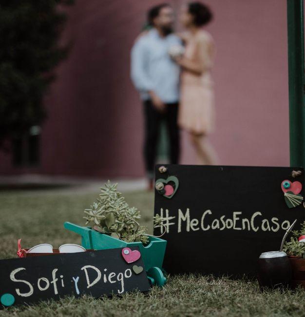 #MeCasoEnCasa 1