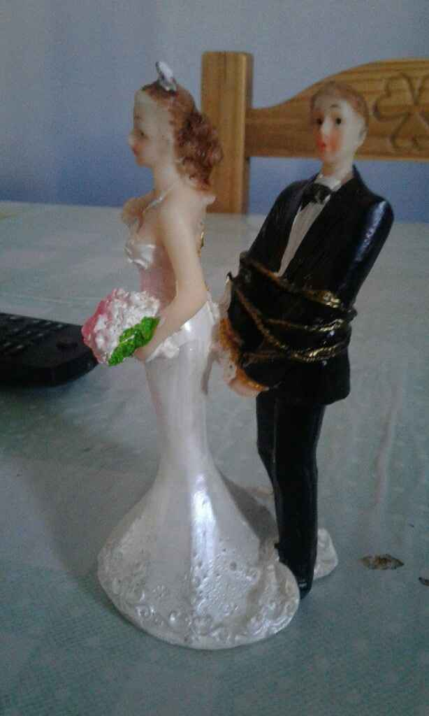 Muñecos de torta - 1