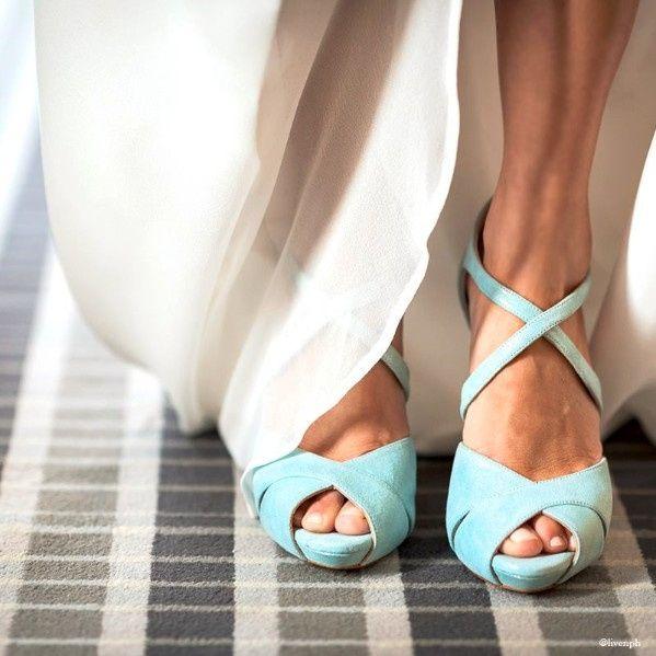 zapatos de novia - tendencias 2017