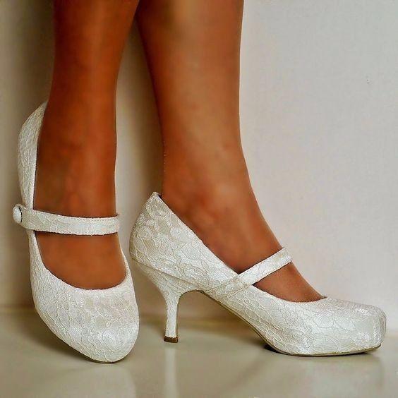 zapatos de taco alto o zapatos de taco bajo - página 3