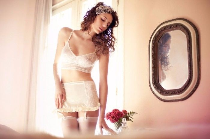O vestido ideal para ti: a lingerie 4