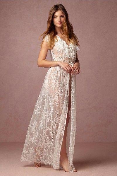 O vestido ideal para ti: a lingerie 6