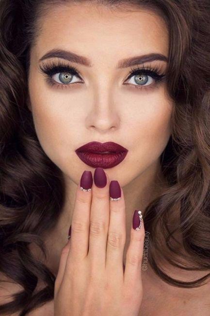 4971695dbc9d Maquillaje de novia ¿Natural o intenso  - Página 3
