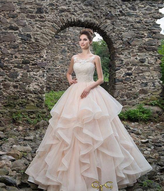91f09790d Tu vestido de novia  La falda