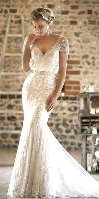 Tu estilo de novia - Elige un vestido 1
