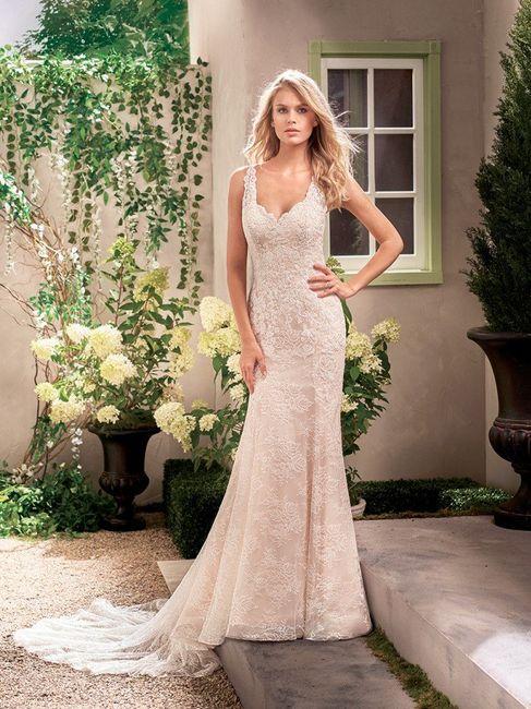 Tu estilo de novia - Elige un vestido 4