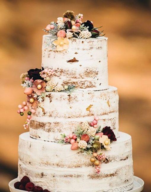 Tortas Para Matrimonio Rustico : Tortas de matrimonio estilo rústico