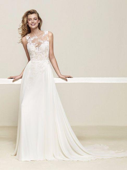 especial vestidos 2018-2019: estilo vintage