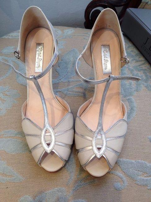 Amor a primera vista - Los zapatos 1