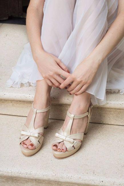Amor a primera vista - Los zapatos 4