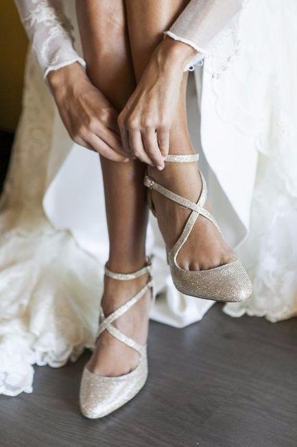 Amor a primera vista - Los zapatos 2