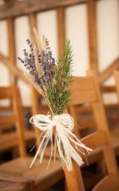 7 ideas para decorar tus sillas con flores 5