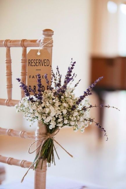 7 ideas para decorar tus sillas con flores 7