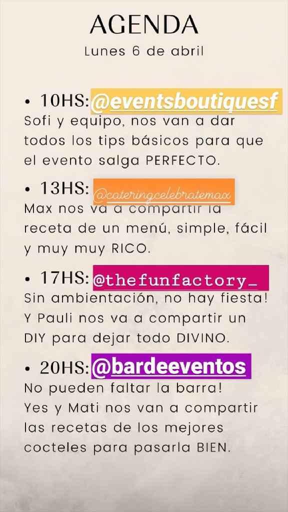 #Tubodaencasa - 3