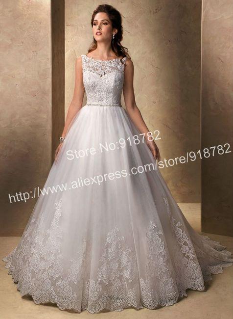 aliexpress. comprar el vestido.
