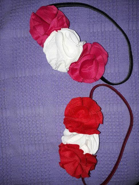 6c4bedd09 Flores de friselina para vinchas - Página 3