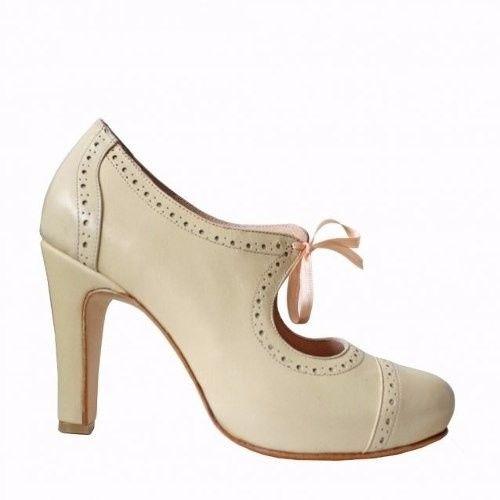 Zapatos Nude Cala