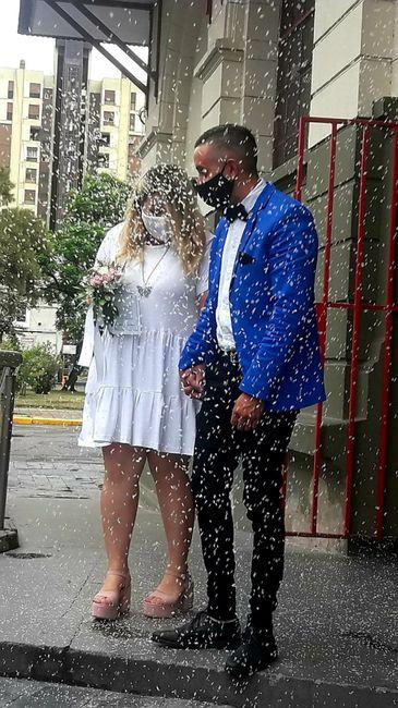 Legalmente casados 👰🏼♀️🤵🏽♂️ El gd 1ra parte 4