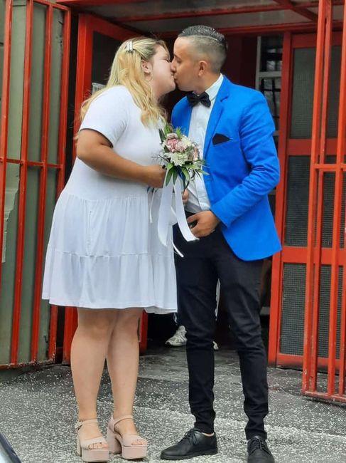 Legalmente casados 👰🏼♀️🤵🏽♂️ El gd 1ra parte 5