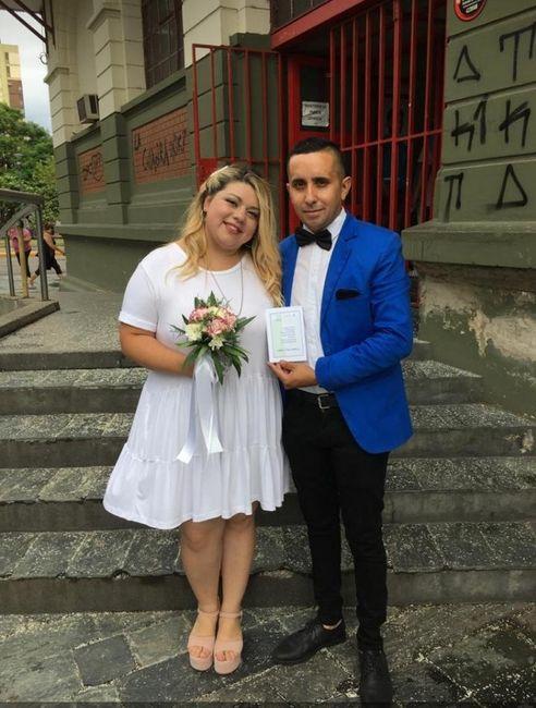 Legalmente casados 👰🏼♀️🤵🏽♂️ El gd 1ra parte 6