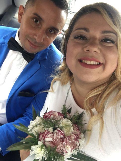 Legalmente casados 👰🏼♀️🤵🏽♂️ El gd 1ra parte 7
