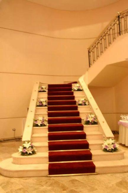 Escaleras en nuestros salónes??????