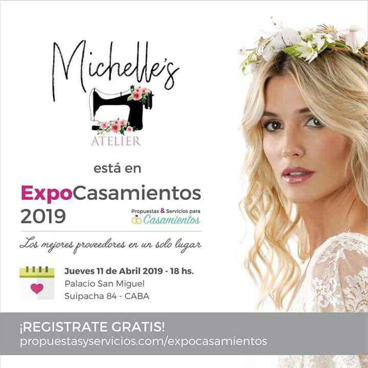 Expo casamiento 2019! - 1