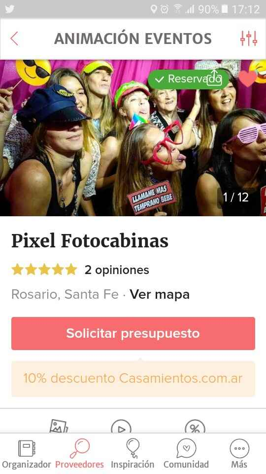 Fotocabina Rosario!!!! pixel Si!!!! - 1