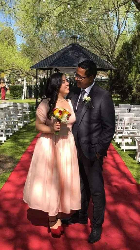 Casamientos reales en rosa para el mes rosa. - 1