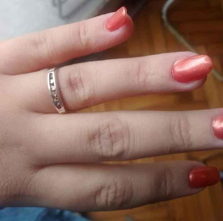 ¿Cómo te queda el anillo? - 1