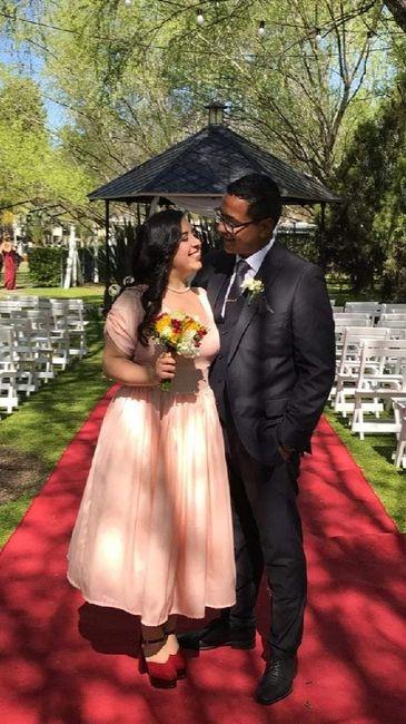 Casamientos reales en rosa para el mes rosa. 9