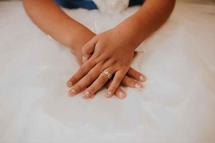 Manicura nupcial: ¿francesa o nail art? 💅 - 1