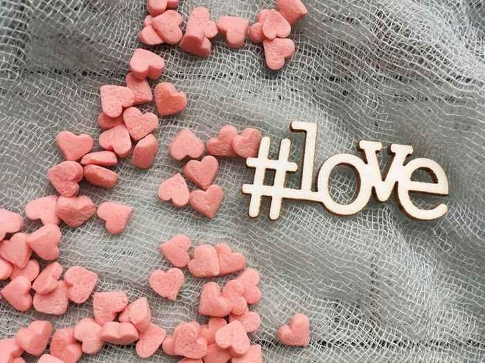 #DiaDelHashtag 🎉 ¿Ya eligieron un hashtag para el casamiento? - 1