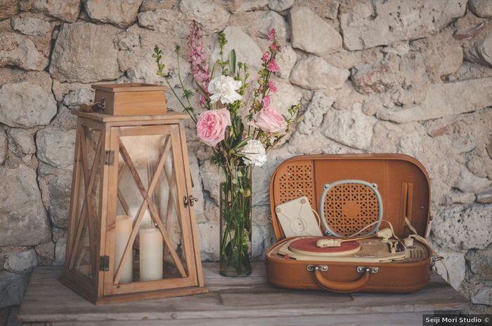 Top Wedding Trends: ¡Rincones vintage como elemento decorativo! 4