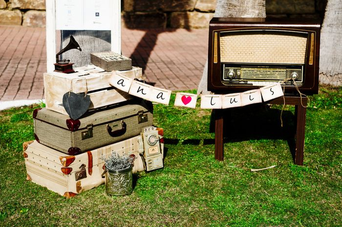 Top Wedding Trends: ¡Rincones vintage como elemento decorativo! - 4