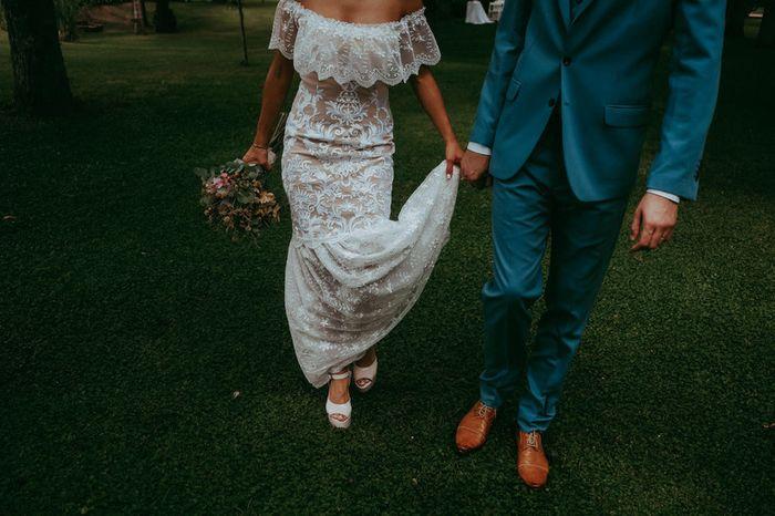 ¿Vas a acompañar a tu pareja a ver su ropa? 1