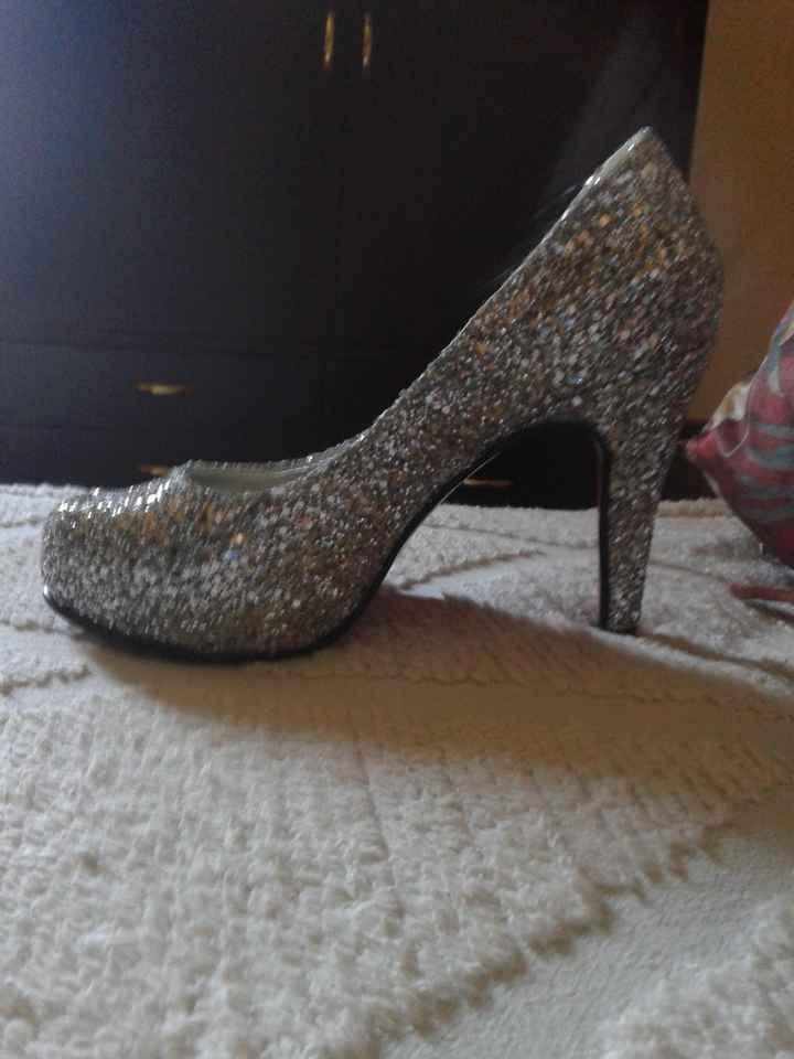 mis zapatos!