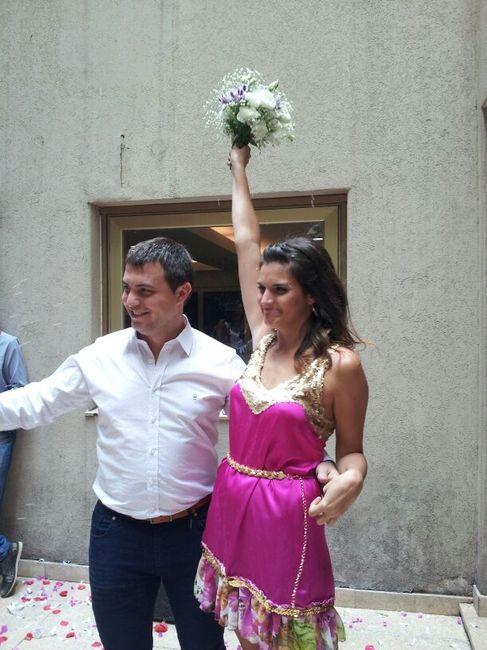 Nos casamos x civil! - 2