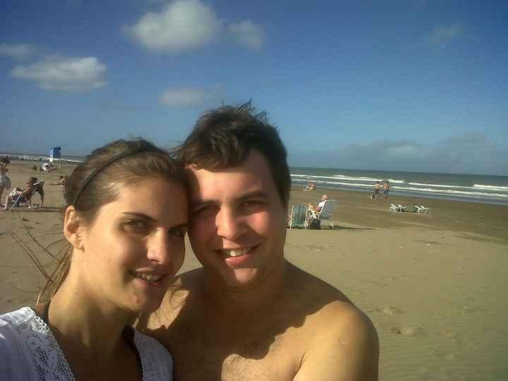 primeras vacaciones juntos