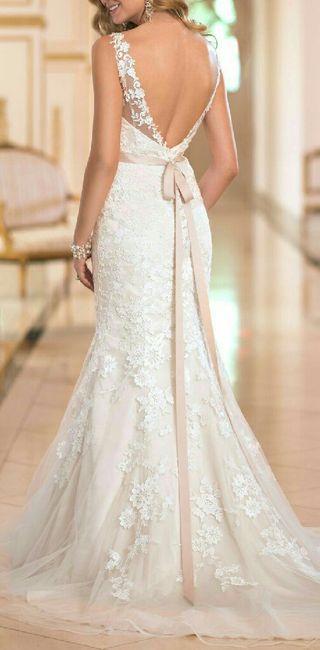 cinturones y fajas para vestido de novia