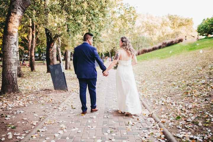 Cronica de mi casamiento - 1