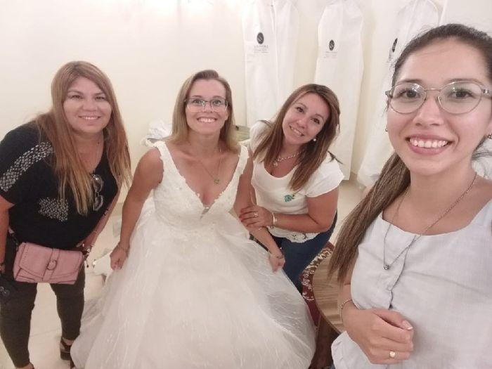 Conseguir vestido de novia en Mendoza - 1